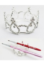 Brush Holder - Tiara