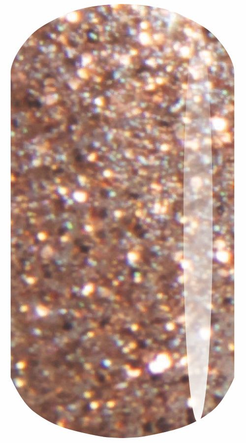 Akzentz Rose-Gold Glitter