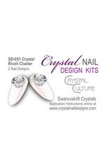 Crystal Culture CRYSTAL RIVOLI CLUSTER
