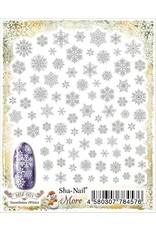 Snowflakes (White)