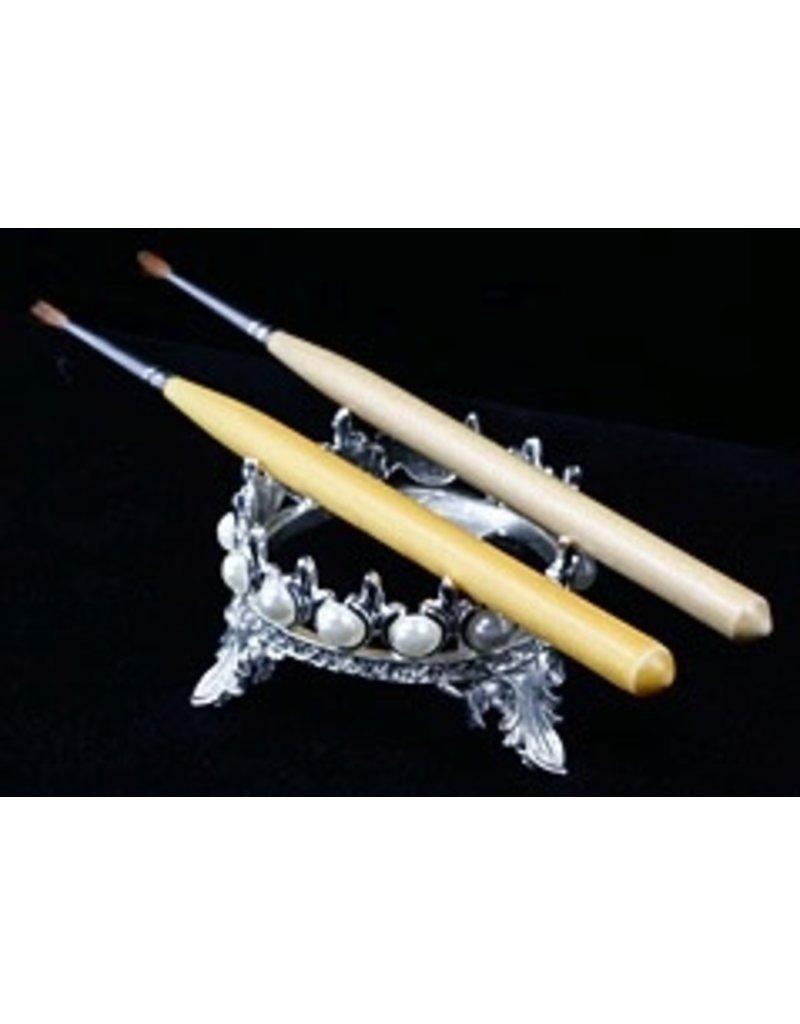 Brush Holder - Gothic