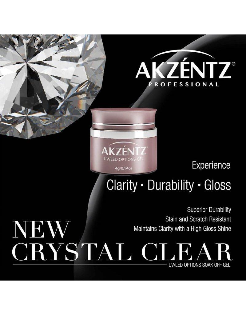 Akzentz Crystal Clear 25g