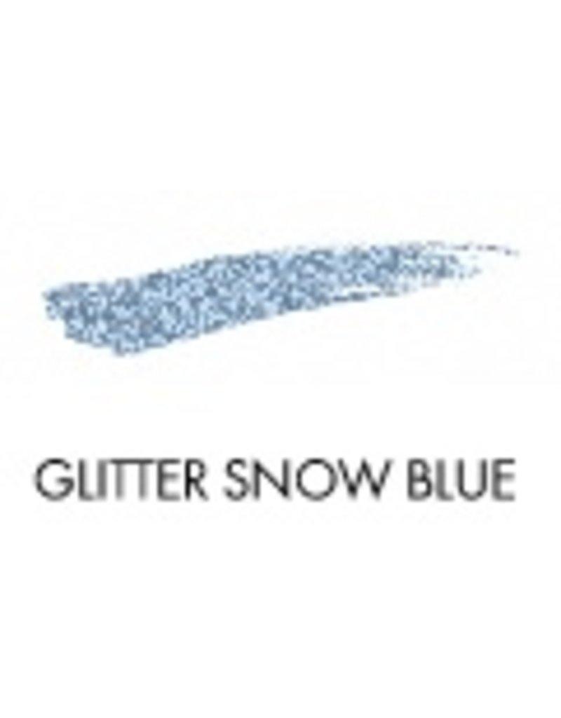 Akzentz Glitter Snow Blue