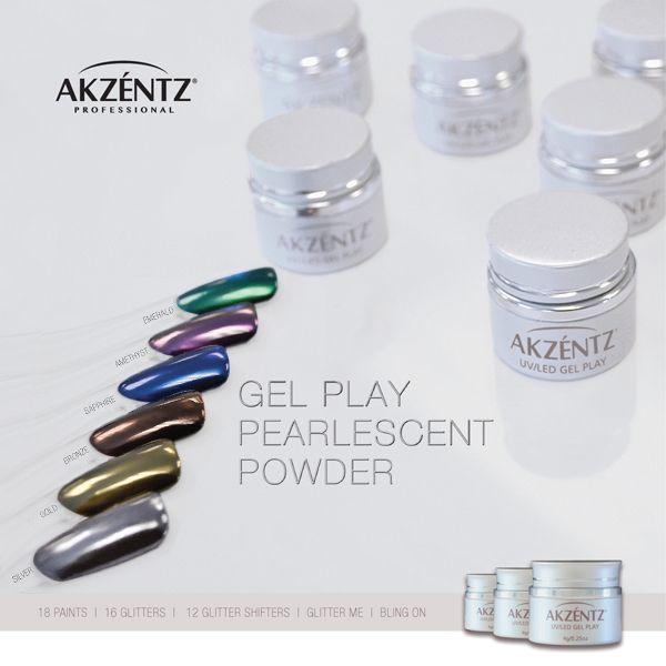 Akzentz Pearlescent Powder