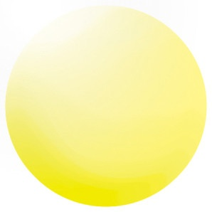 Kokoist Canary Yellow Beach Glass