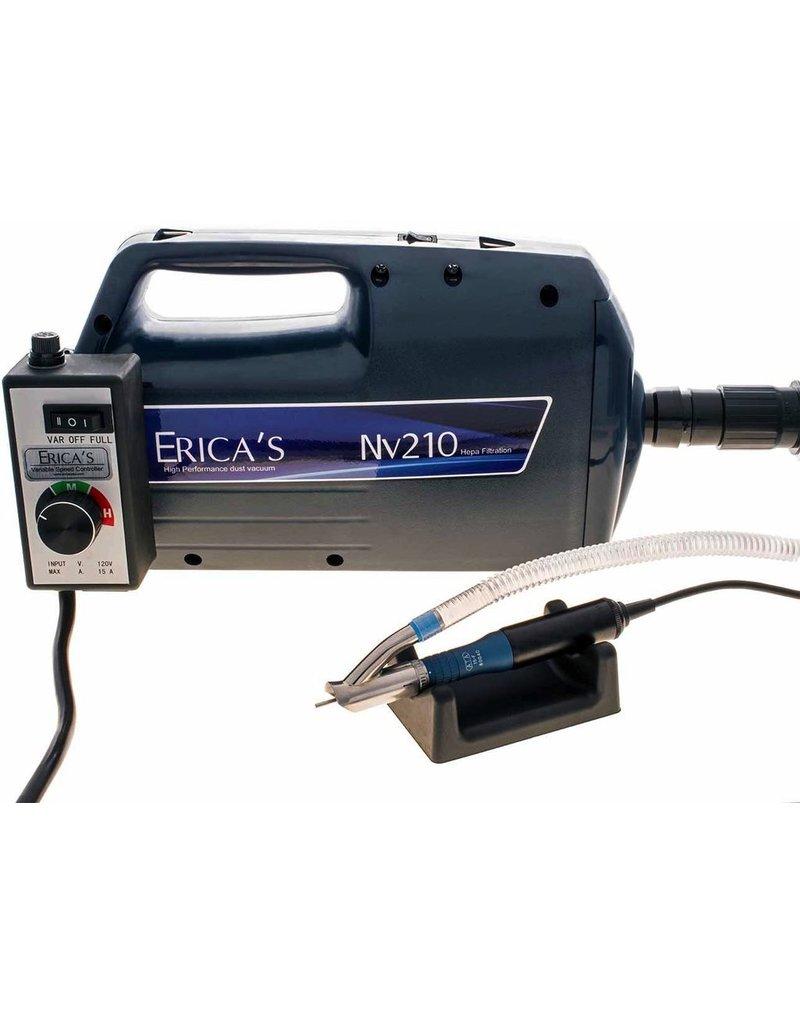 Erica's ATA NV210 Nail Vacuum System