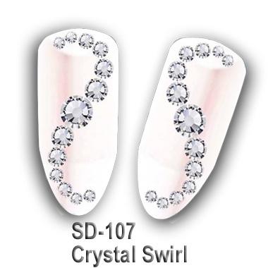 Crystal Culture CRYSTAL SWIRL