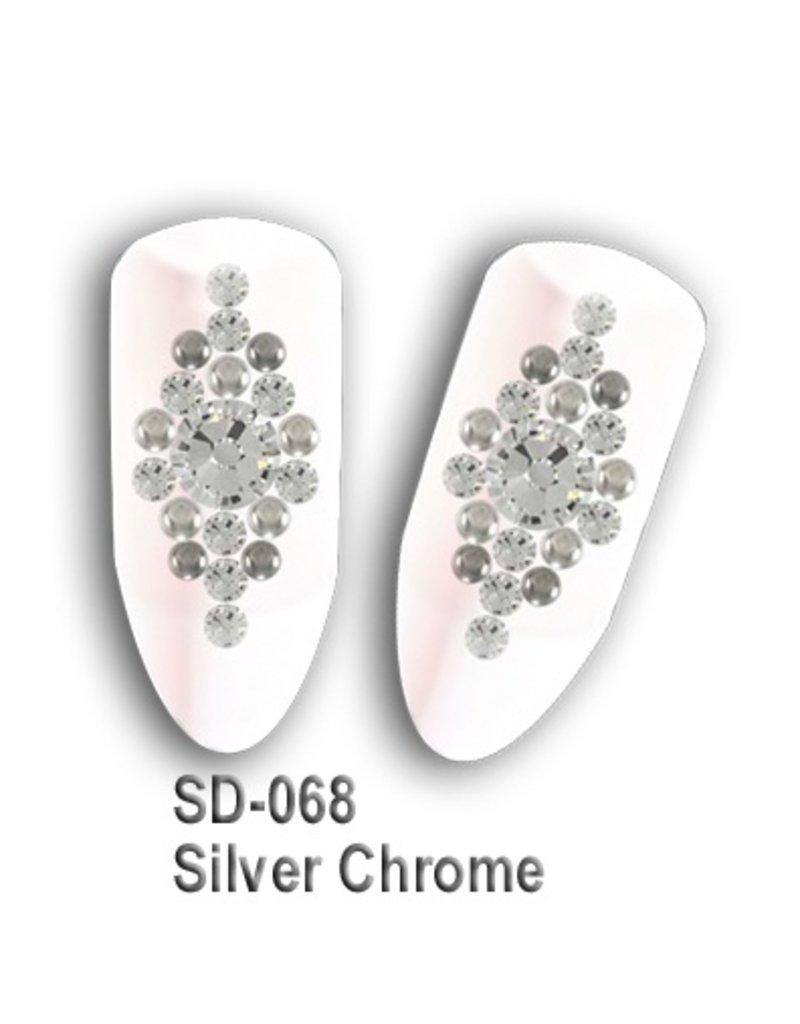 Crystal Culture SILVER CHROME