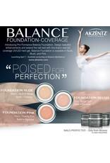 Akzentz Balance Foundation Pink 45g