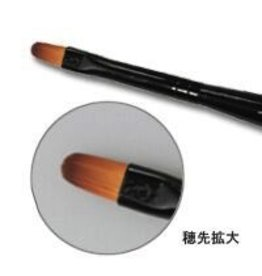 ARTGENiC #4 Oval Gel Brush