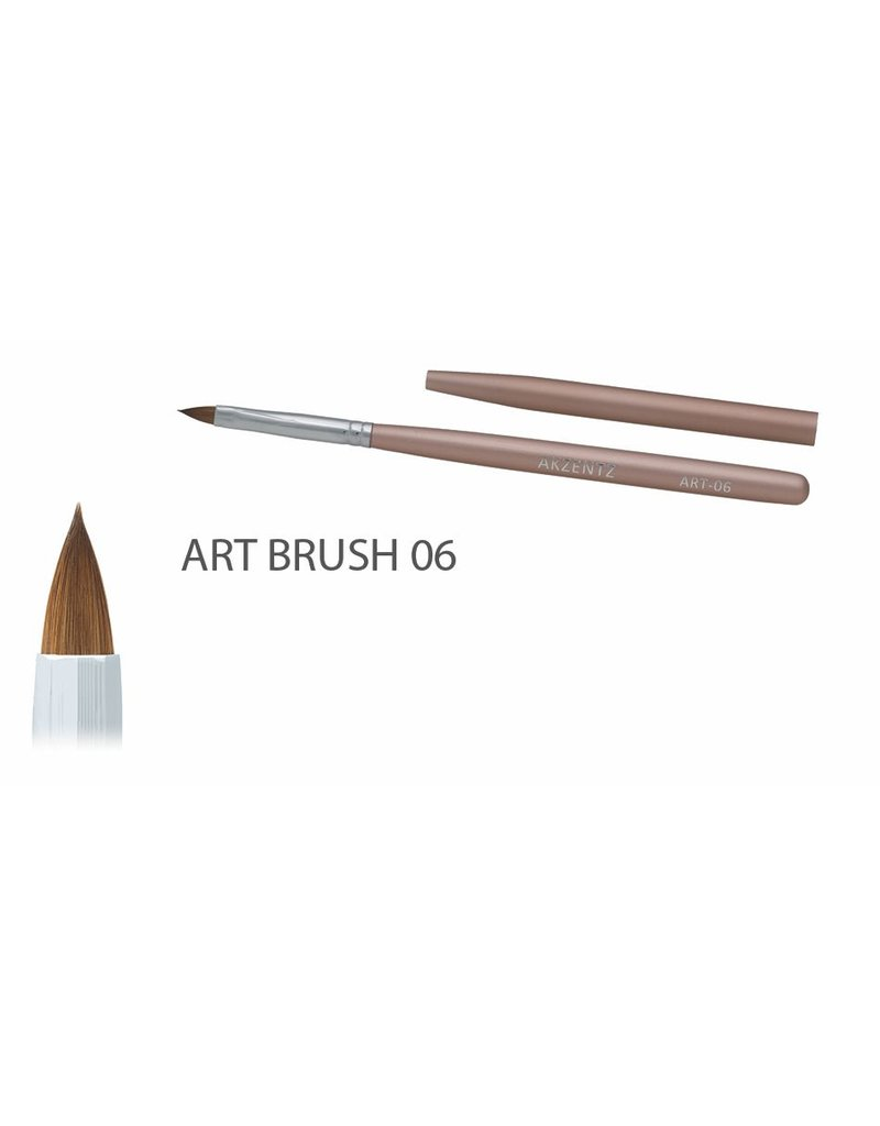 Akzentz Gel Art 3D Brush #06