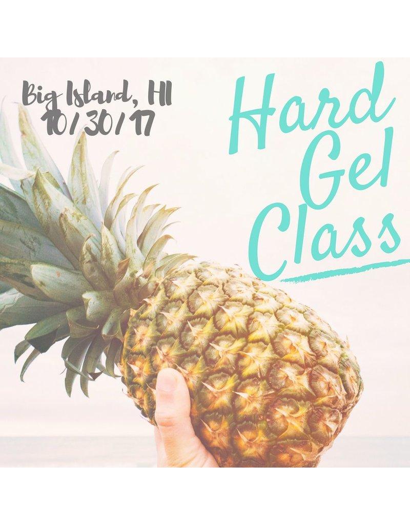 Gellipop Pro-Formance Certification Class in Kona, HI
