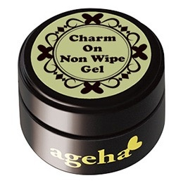ageha ageha Charm On Non Wipe Gel