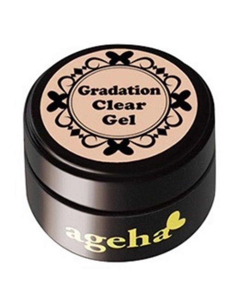 ageha ageha Gradation Clear Gel