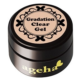 ageha ageha Gradation Clear Gel