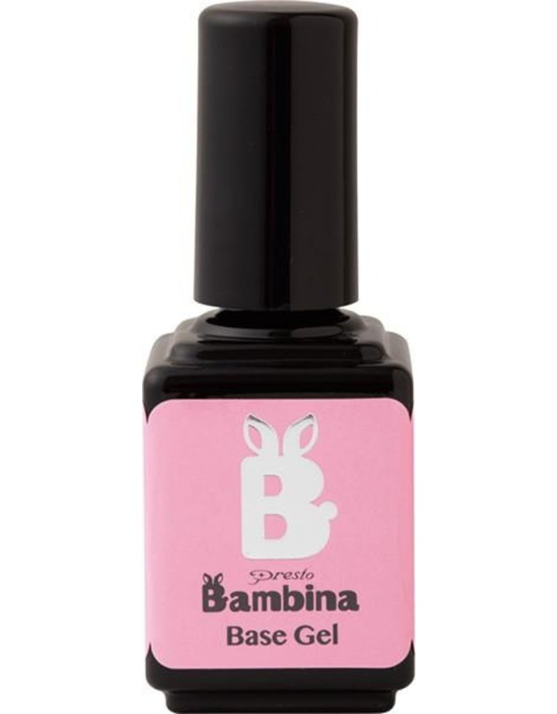 Nail Labo Presto Bambina Clear Base Gel 1/2oz