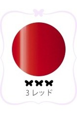 ageha Ageha Color Gel #003 Red