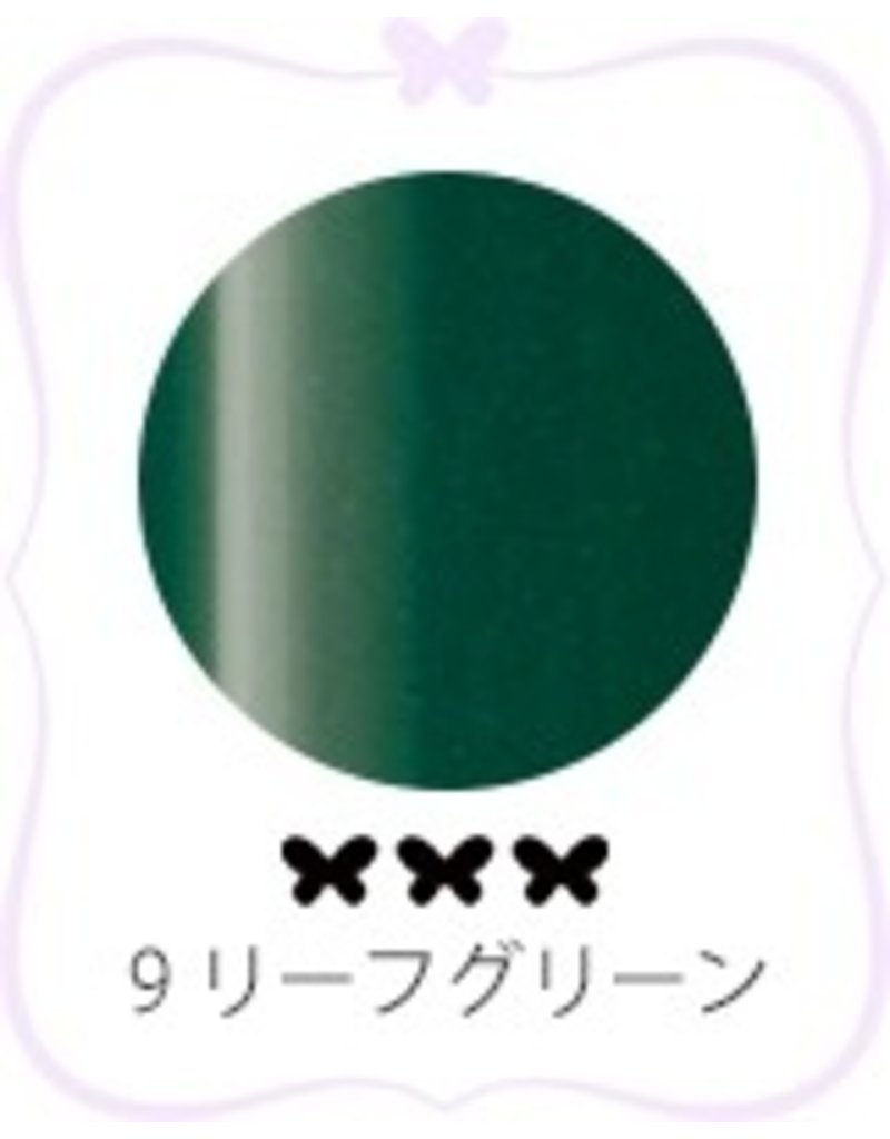 ageha Ageha Color Gel #009 Leaf Green