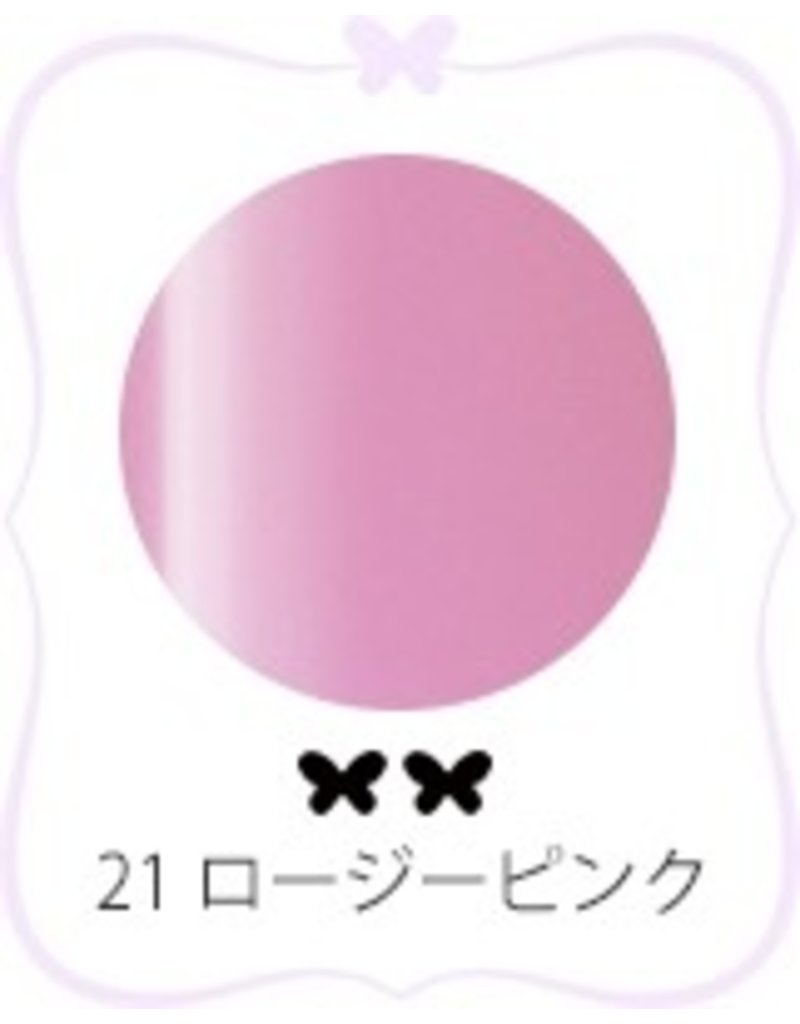 ageha Ageha Color Gel #021 Rose Pink
