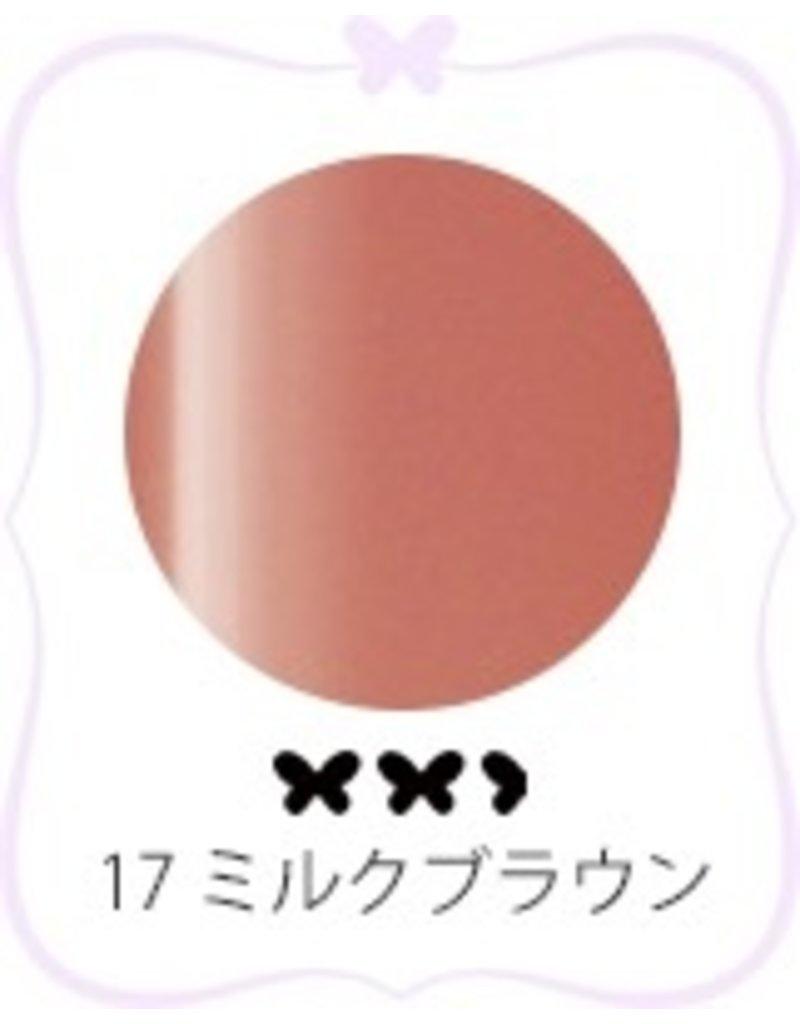 ageha Ageha Color Gel #017 Milk Brown
