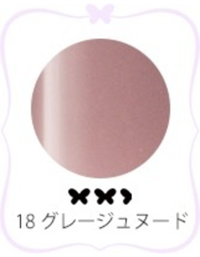ageha Ageha Color Gel #018 Gray Nude