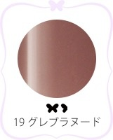 ageha Ageha Color Gel #019 Dark Gray Nude