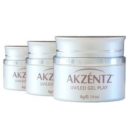 Akzentz UV/LED Gel Play Try Me Kit-1