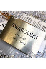 Gellipop 04/22/18 Swarovski Certified Nail Artist Workshop Deposit of $250