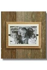 BEACH FRAMES Reclaimed Wood Frame 11 x 11 Cream