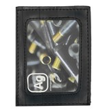 ALCHEMY GOODS ID Card Holder Night Out Black Stitching
