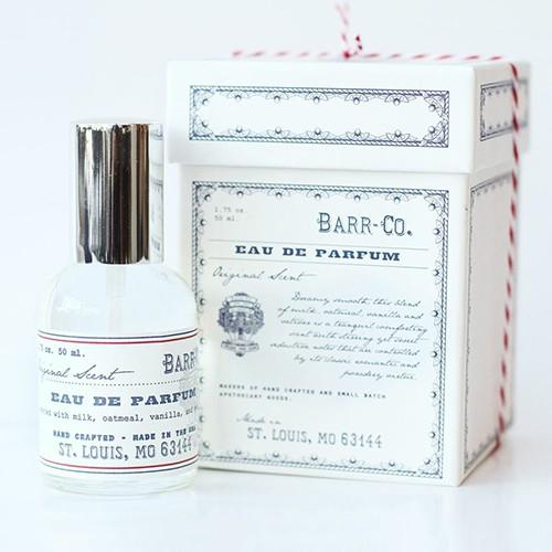 BARR CO Barr-Co Original Scent  Spray Eau De Parfum
