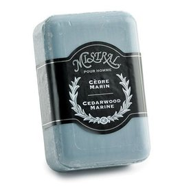 MISTRAL WHOLESALE Mistral Cedarwood Marine Men's Soap