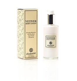 ELIZABETH W Vetiver Body Lotion