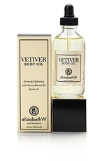 ELIZABETH W Elizabeth W Vetiver Body Oil
