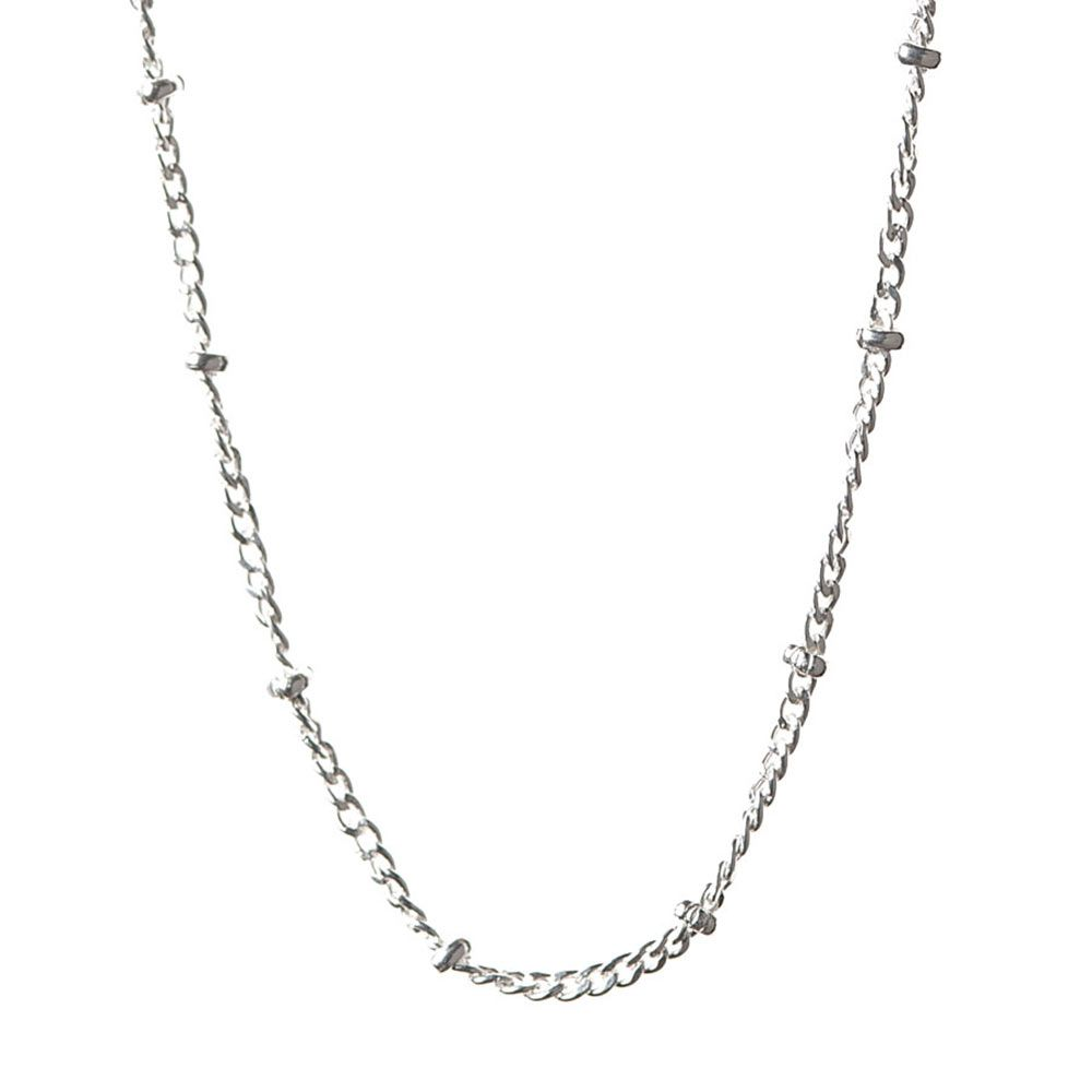 """BARONI DESIGNS Chain Saturn 22""""-24"""" Silver"""