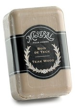 MISTRAL WHOLESALE Mistral Teak Wood Men's Soap