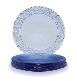 FIRE & LIGHT Fire & Light Moonstone Salad Plate