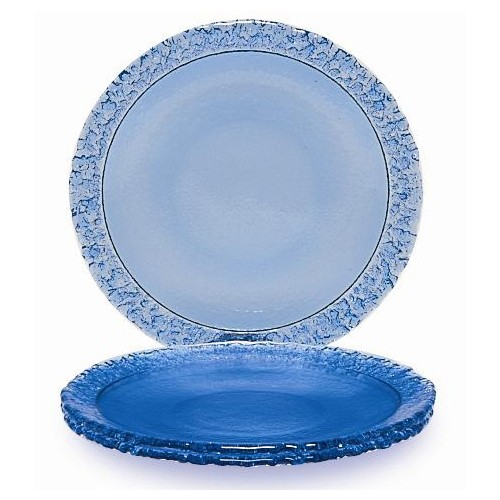 FIRE & LIGHT Fire & Light Moonstone Dinner Plate