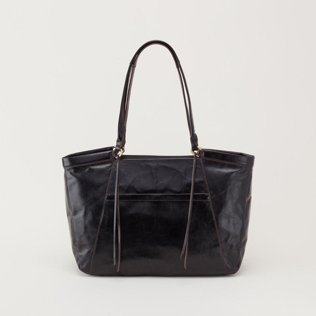 HOBO Hobo Leather Purse Maryanna Black