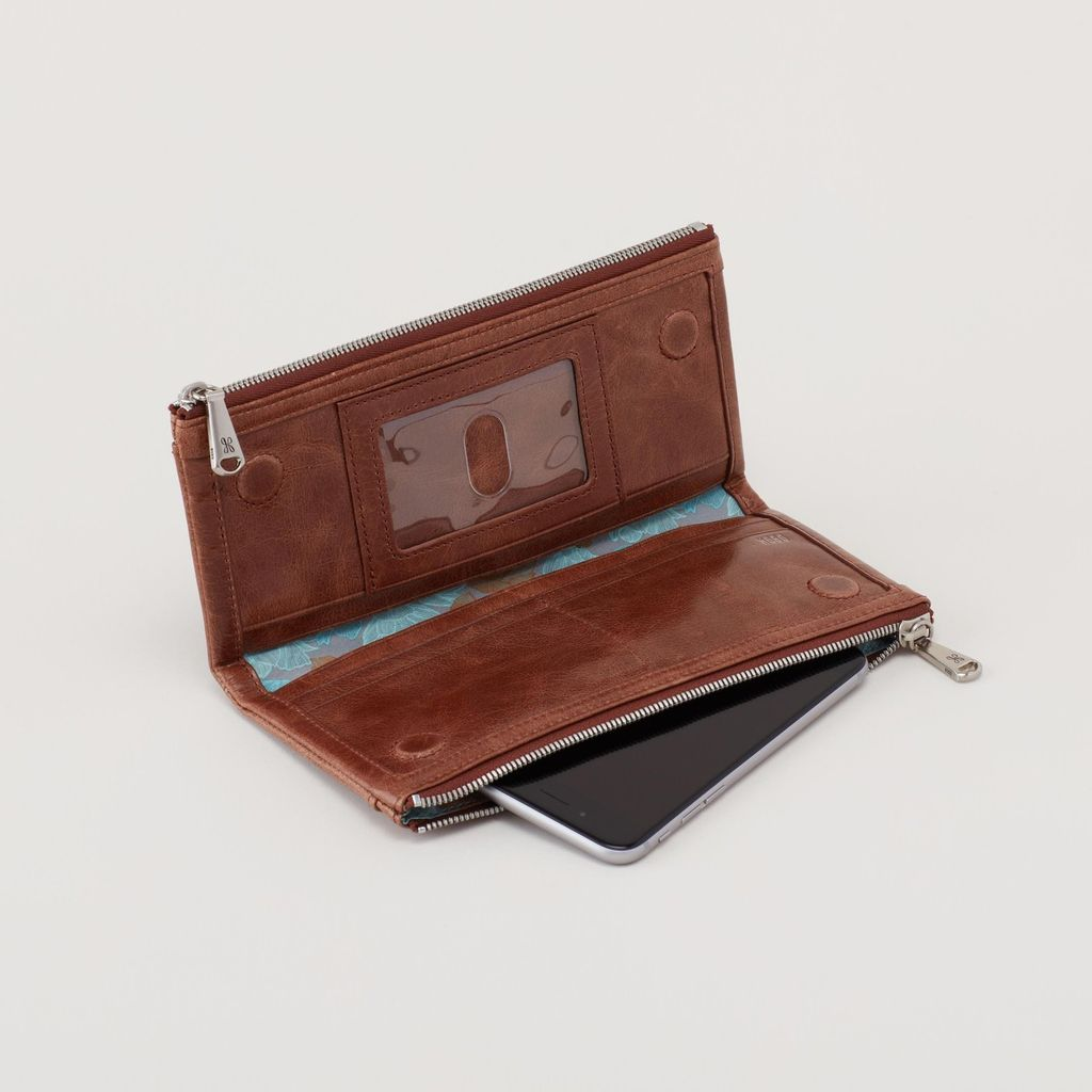 HOBO Hobo Leather Wallet Taylor Cafe