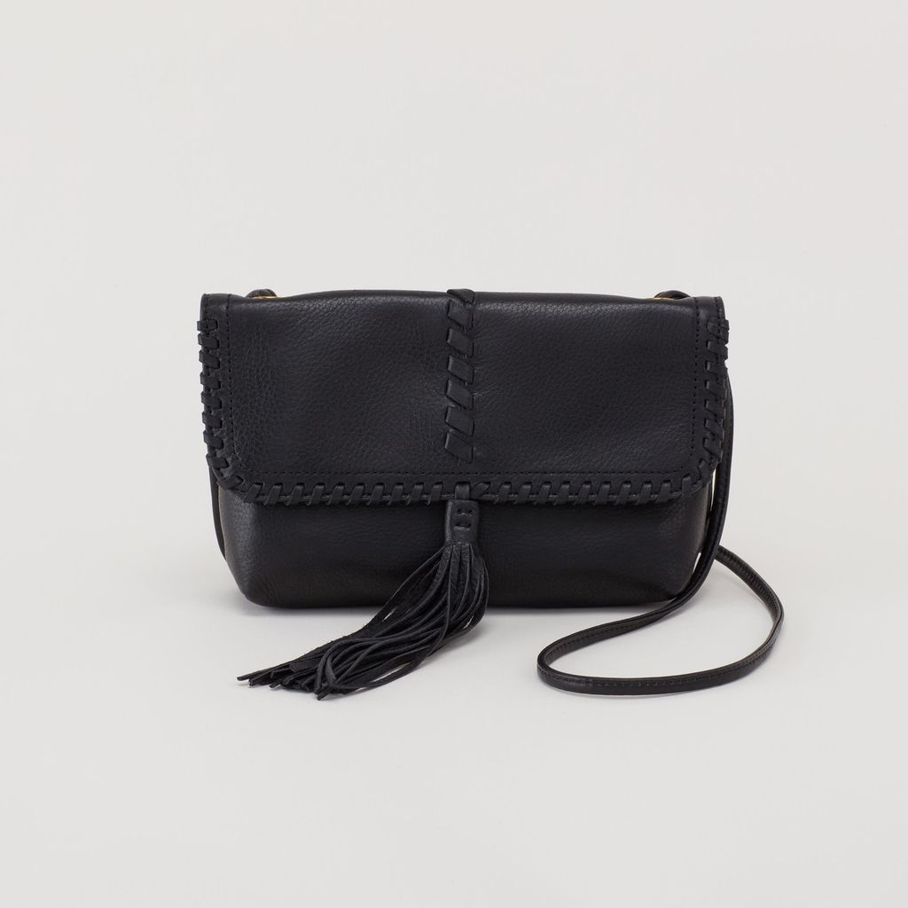 HOBO Hobo Leather Purse Bramble Black