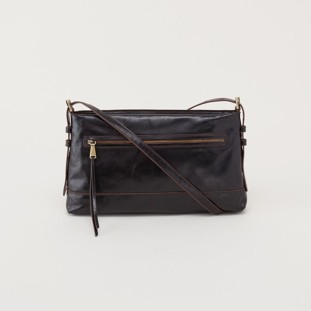 HOBO Hobo Leather Purse Calder Black