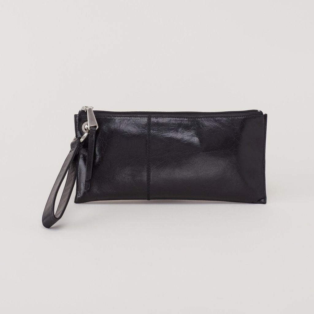 HOBO Hobo Leather Wallet Vida Black