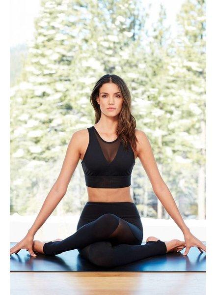 Alo Yoga Alo Yoga Alo Jubilee Bra Black