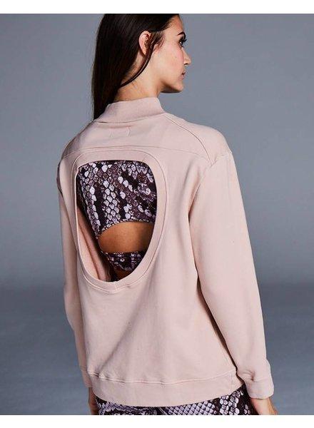 Varley Varley Rochester Sweater Blush
