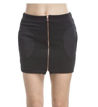 Lime & Vine Lime & Vine Lana Reversible Mesh Skirt