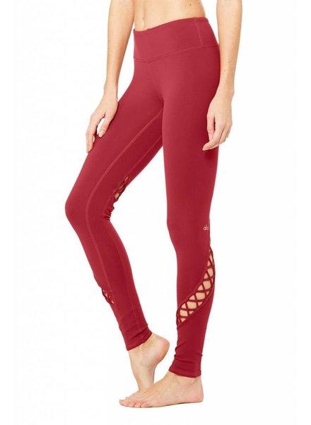 Alo Yoga Alo Entwine Legging Rich Velvet