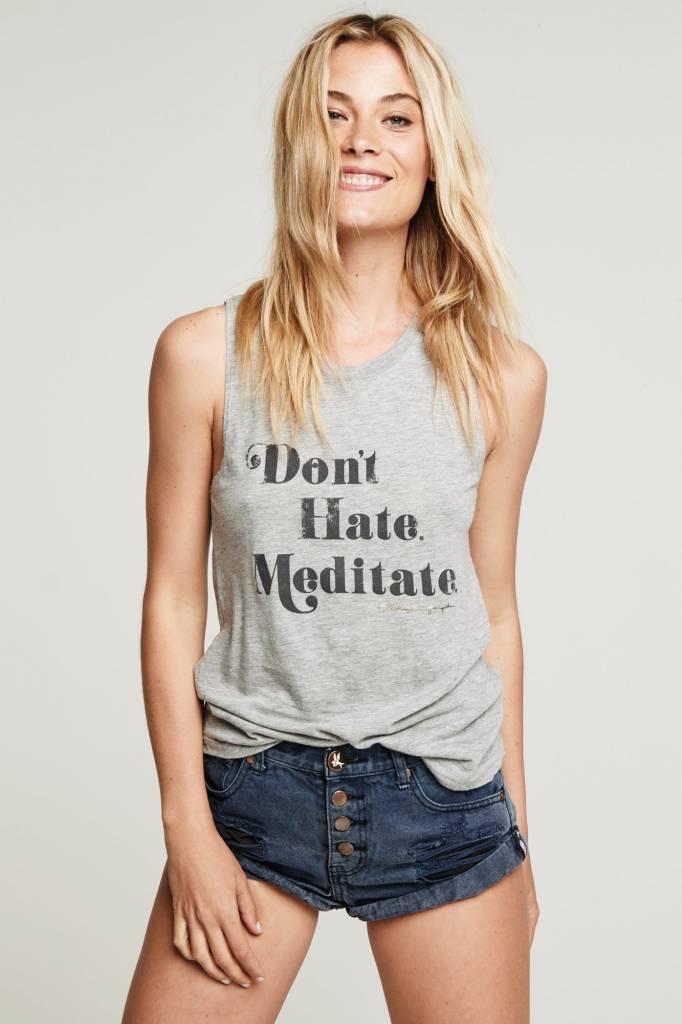 SG Meditate Muscle Tank