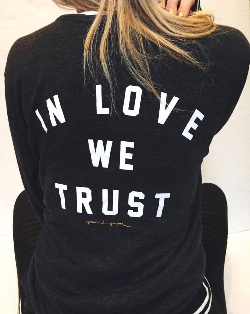 Spiritual Gangster In Love We Trust Savasana