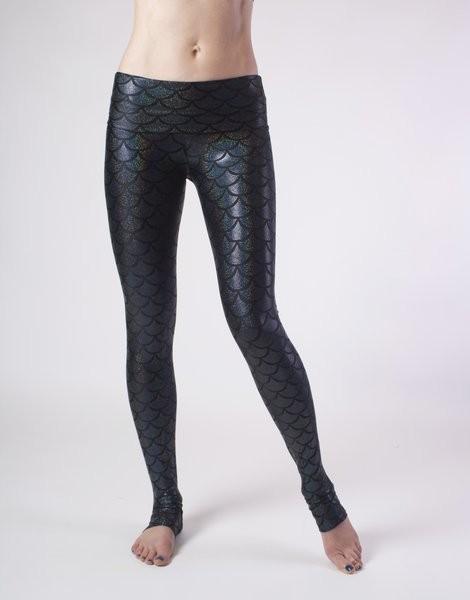 Emily Hsu EH Mermaid Onyx Legging